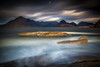 From Darkness into Light (Augmented Reality Images (Getty Contributor)) Tags: hebrides longexposure isleofskye scotland leefilters waves cliffs water mountains cuillin island canon rocks elgol clouds unitedkingdom gb