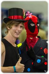 Supanova Brisbane 2017 (Craig Jewell Photography) Tags: 2017 australia brisbane conventioncentre cosplay expo popculture supanova f20 ef135mmf2lusm ¹⁄₁₆₀sec canoneos1dmarkiv iso1000 135 20171111163338x0k0717cr2 flashfired ‒⅓ev