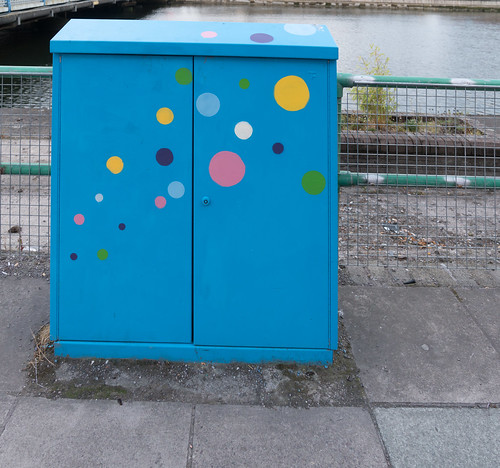 EXAMPLES OF PAINT-A-BOX STREET ART IN CORK CITY CENTRE [PHOTOGRAPHED 2017]-133893