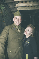 Photos from the Pub (d-day buff) Tags: collegestreetpub livinghistory reenactment wwiiweekend waxahachie worldwarii