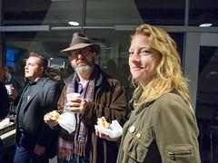 Creative Mornings Vancouver November 2017 with John Fluevog (CreativeMornings/Vancouver) Tags: cmvan britishcolumbia cmdeath canada creativemornings gvrd johnfluevog sfuwoodwards vancouver where