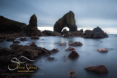 Crohy sea arch County Donegal (www.shaneturnerphotography.com) Tags: workshop tour arches winter light natural style documentary weddings killarney longexposure filtersnd bigstopper leefilters atlantic tourism irish wwwshaneturnerphotographycom landscape seascape fineart wedding tralee kerry photographer photography shaneturner ireland donegal arch crohysea