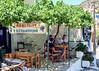 Taverna (++Rob++) Tags: greece griekenland crete kreta pefki taverna restaurant druiven grapes