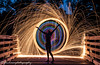 beatiful night (Foxchaser Photography) Tags: long exposure led silhouette photography lightpainting