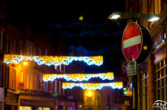 Worcester Christmas Lights (That English Chap) Tags: worcester worcestershire christmaslights jameseagle nikond7000