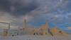 """Like a sandcastle, all is temporary. Build it, tend it, enjoy it. And when the time comes, let it go.""— Jack Kornfield (Mircea D. Tagui) Tags: sandcastle siestakeyflorida earlyinthemorning fujinonxf16mmf14 velviafilmsimulation fujifilmvelvia crescentbeach beachlife"