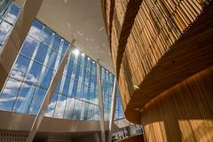 Oslo (Lowe_Matthew) Tags: oslo norway scandinavia opera house hdr sun blue sky building architecture white