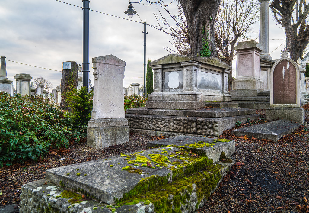 MOUNT JEROME CEMETERY IS AN INTERESTING PLACE TO VISIT [IT CLOSES AT 4PM]-134264