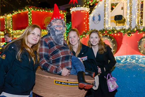 Lewes & Rehoboth Beach Christmas Parades 2017