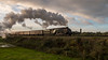 ELR-No9-10 (Dreaming of Steam) Tags: 60009 a4 br britishrailways elr eastlancsrailway gresley gresleysteamengine heritage heritagerailways no926 railway steam steamengine streak streamlined train unionofsouthafrica vintage engine locomotive pacific railroad smoke steamlocomotive