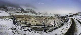 Primeras nieves en Invernalia