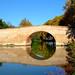 Pont de Deyme, canal du Midi.