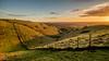 The Devils Kneading Trough Sunset (Nathan J Hammonds) Tags: devils kneading trough wye kent nature reserve uk britain autumn rolling hills hdr nikon d750 irex 15mm f24 sunset sky landscape