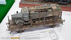 B2 - Mercedes L4500 Half-track on railway gondola - Geoff Warren