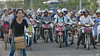 Busy Siem Reap (Cambodia) (Guy World Citizen) Tags: motocycle traffic people waiting siemreap cambodia
