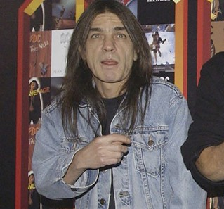 AC/DC -malcolm young. R.I.P