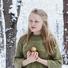 *** (zeldabylinovitch) Tags: portrait outdoorportrait girl wald winterwald winter magicalrealism märchen mädchen fairytale forest wood fabel fiaba