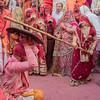 Fête de Holi (sylviedecarantec) Tags: barsana fêtedeholi inde mathura uttarpradesh