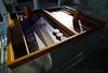 Asprey Backgammon Set (Wai Mun Yoon) Tags: waimunyoon asprey backgammon geoffreyparker luxury leather aubergine mustard 251mmdoubling cube