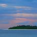 Sunset impression on Reethi Beach