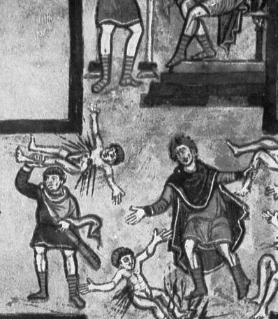Codex purpureus Augsburg 024v