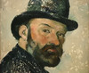 CEZANNE,1885-86 - Autoportrait au Chapeau Melon (Copenhague) - Detail 13 (L'art au présent) Tags: art painter peintre details détail détails detalles painting paintings peinture peintures 19th 19e peinture19e 19thcenturypaintings 19thcentury frenchpaintings peinturefrançaise frenchpainters peintresfrançais tableaux paulcézanne paulcezanne cezanne cézanne figures personnes people pose model portrait portraits face faces visage man men hommes selfportrait autoportrait bowlerhat