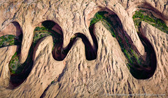 Meandering Canyon (David Swindler (ActionPhotoTours.com)) Tags: utah aerial canyon meander meandering desert southwest