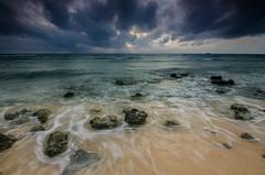 DSC_3929-2 (arnab.naskar811) Tags: nikon tokina travel wide wideangle water sea sky seabeach seascape sand sunset sunsetcolours landscape longexposure cloud colour ocean beach india andaman