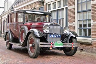 Packard 626 Sedan 1928 (3808)