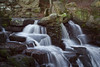 Close up of The Cascade, Virginia Water (Pandster1981) Tags: a77 landscape longexposure sony1650f28 sonya77 virginiawater waterfall