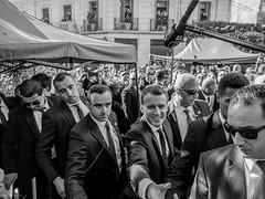 Visite du Président Emmanuel MACRON à Alger (Graffyc Foto) Tags: visite du president emmanuel macron a alger algerie france diplomatie de travail et d amitié grande poste voyage officiel officielle graffyc foto 2017 fujifilm x30 noir blanc black and white bw nb président la république française