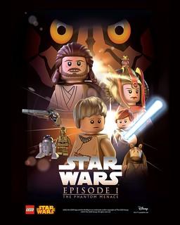 LEGO Star Wars Episode I The Phantom Menace