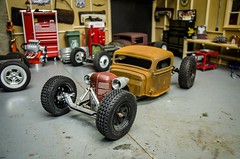 RatRod#4-8 (Strangely Different) Tags: rceveryday rcengineering rcratrod ratrod kustom scratchbuild tinytrucks hobby scalemodel scalelife scaler scalerc rc4wd tamiya axial hpi redcat chopped channeled rust patina retro