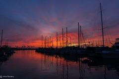 Seaforth Landing sunset (borders92109) Tags: san diego california beach ocean mission bay sailboat