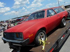 1979 Ford Pinto Wagon (splattergraphics) Tags: 1979 ford pinto wagon stationwagon carshow nsra streetrodnationalseast yorkexpocenter yorkpa