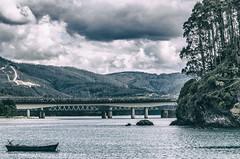 Three bridges _ Tres puentes (ninestad) Tags: