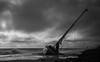 """Ghost"" Ship (Photo GEM) Tags: cuki fl melbournebeach ghostship brevardcounty sailboat hurricaneirma"