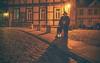 Wernigerode - The Bellman (Stefan Sellmer) Tags: night wernigerode light meeting germany mood outdoor city bellman harz walk sachsenanhalt deutschland de