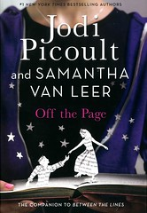 Off the Page (Vernon Barford School Library) Tags: jodipicoult jody picoult samanthavanleer samantha vanleer van leer yvonnegilbert yvonne gilbert scottmfischer scott m fischer fantasy fantasyfiction fiction fairytales highschool highschools princes royalty love lovestories romance romancestories romancefiction romantic family youngadultfiction ya vernon barford library libraries new recent book books read reading reads junior high middle school vernonbarford fictional novel novels hardcover hard cover hardcovers covers bookcover bookcovers 9780553535563 between lines