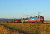 Copper Sunset (Krali Mirko) Tags: bzk gfr freight copper cargo train electric locomotive electroputere 060ea 400733 klikach bulgaria railway бжк влак локомотив кликач българия