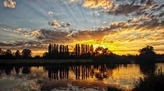 Sonnenuntergang (wernerfunk) Tags: hessen