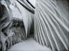 My Kind of Slot Canyon (Elizabeth Glass) Tags: abstract ice winter cheboygan michigan olympus em5ii lakehuron greatlakes