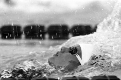 107 Swimming EM 1991 Athens