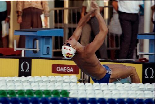 465 Swimming EM 1991 Athens