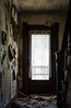 (Rodney Harvey) Tags: abandoned house staircase missouri curtains rural decay spooky