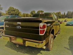 FORD 4X4 REAR VIEW HTT! (Visual Images1 (Thanks for over 4 million views)) Tags: htt truck ford 4x4