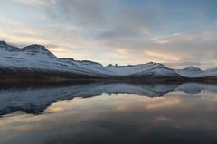 Winter day in Fáskrúðsfjörður (*Jonina*) Tags: iceland ísland faskrudsfjordur fáskrúðsfjörður winter vetur reflection speglun mountains fjöll jónínaguðrúnóskarsdóttir 500views 50faves