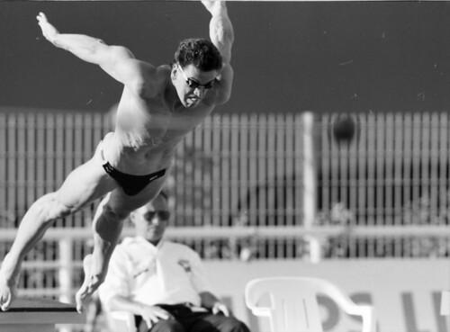 293 Swimming EM 1991 Athens