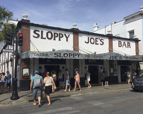 Sloppy Joe's Bar, Key West