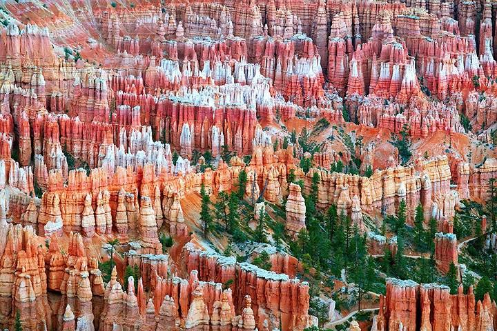 Cảnh sắc mê hồn của 10 địa danh đẹp nhất thế giới - Ảnh 5.